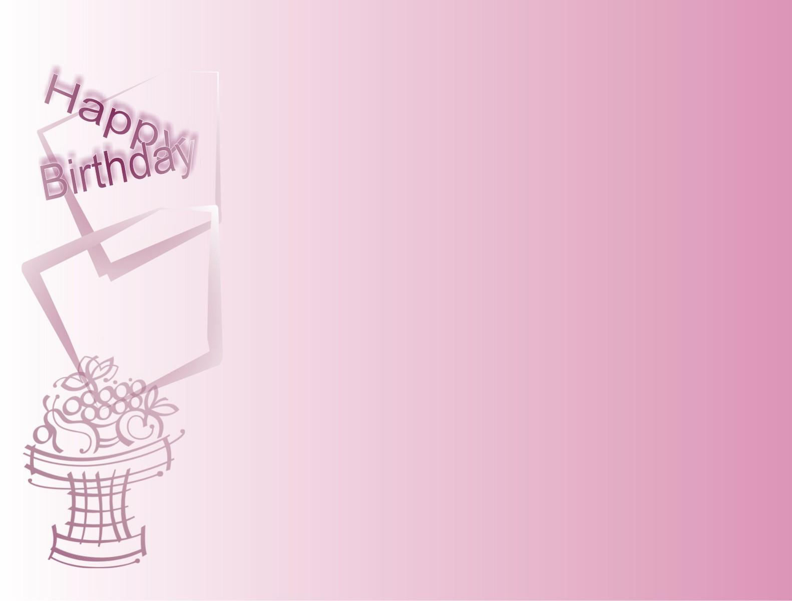 Penny Kane: Birthday Background