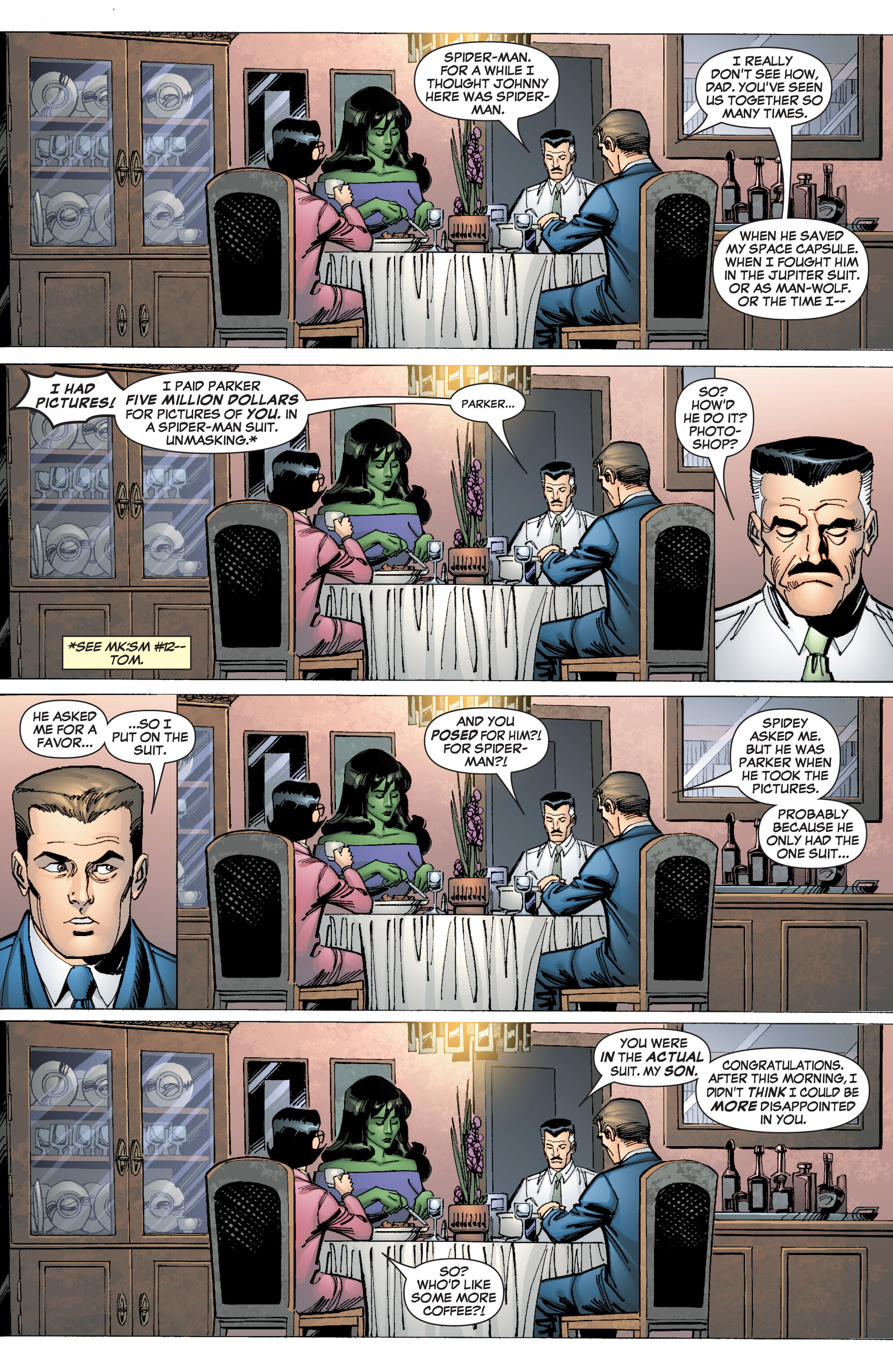 Read online She-Hulk (2005) comic -  Issue #9 - 17