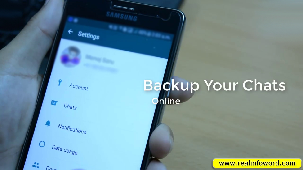 Chat Backup-Whatsapp Most Important Setting Tips And Tricks 2019-20