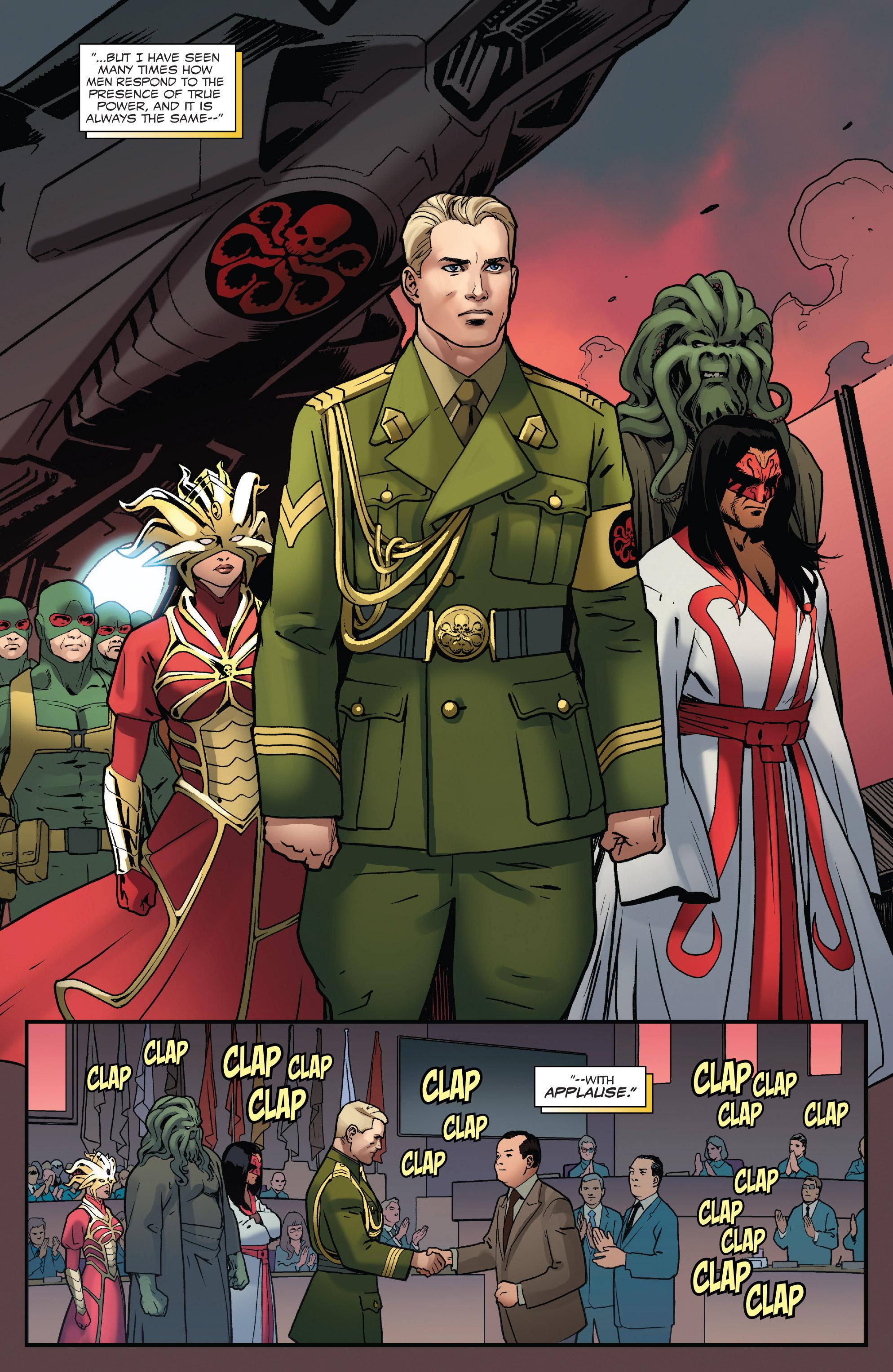 Read online Captain America: Steve Rogers comic -  Issue #18 - 6