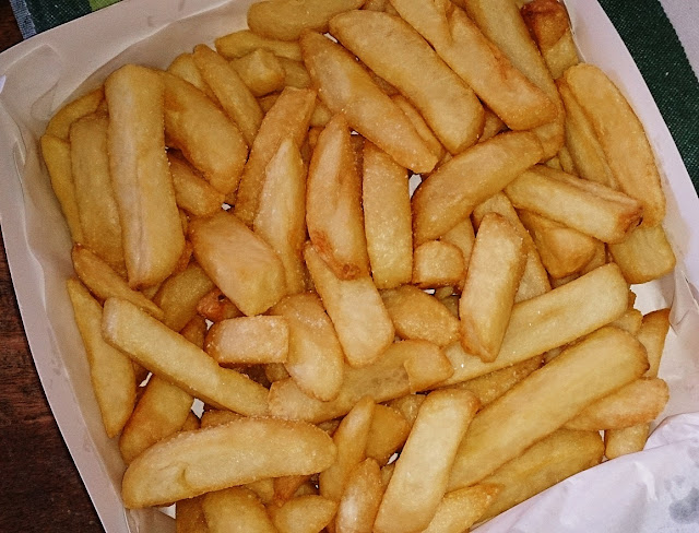 Flake Attack, Mount Waverley, chips