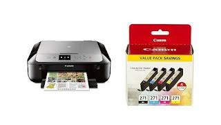 Canon PIXMA MG5720 Wireless Printer Setup