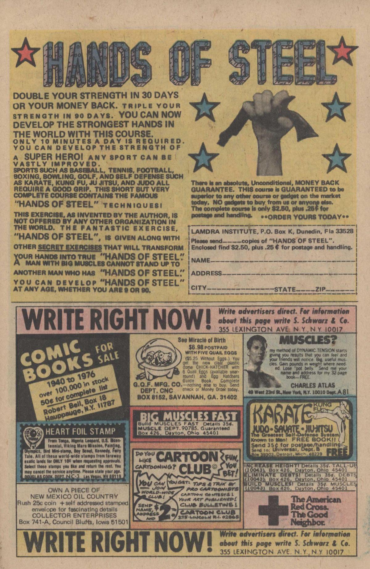Read online All-Star Comics comic -  Issue #70 - 29