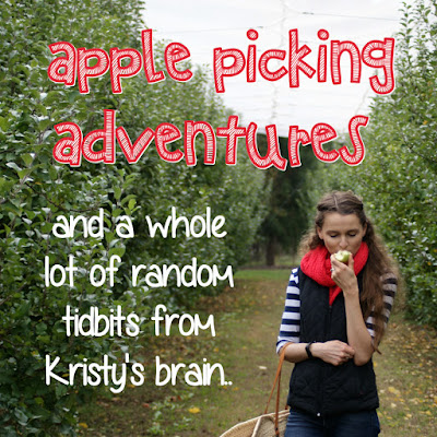 Apple Picking Adventures in Bilpin NSW and Random Tidbits from Kristy's Brain