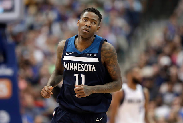 Jamal Crawford no continuará en los Wolves