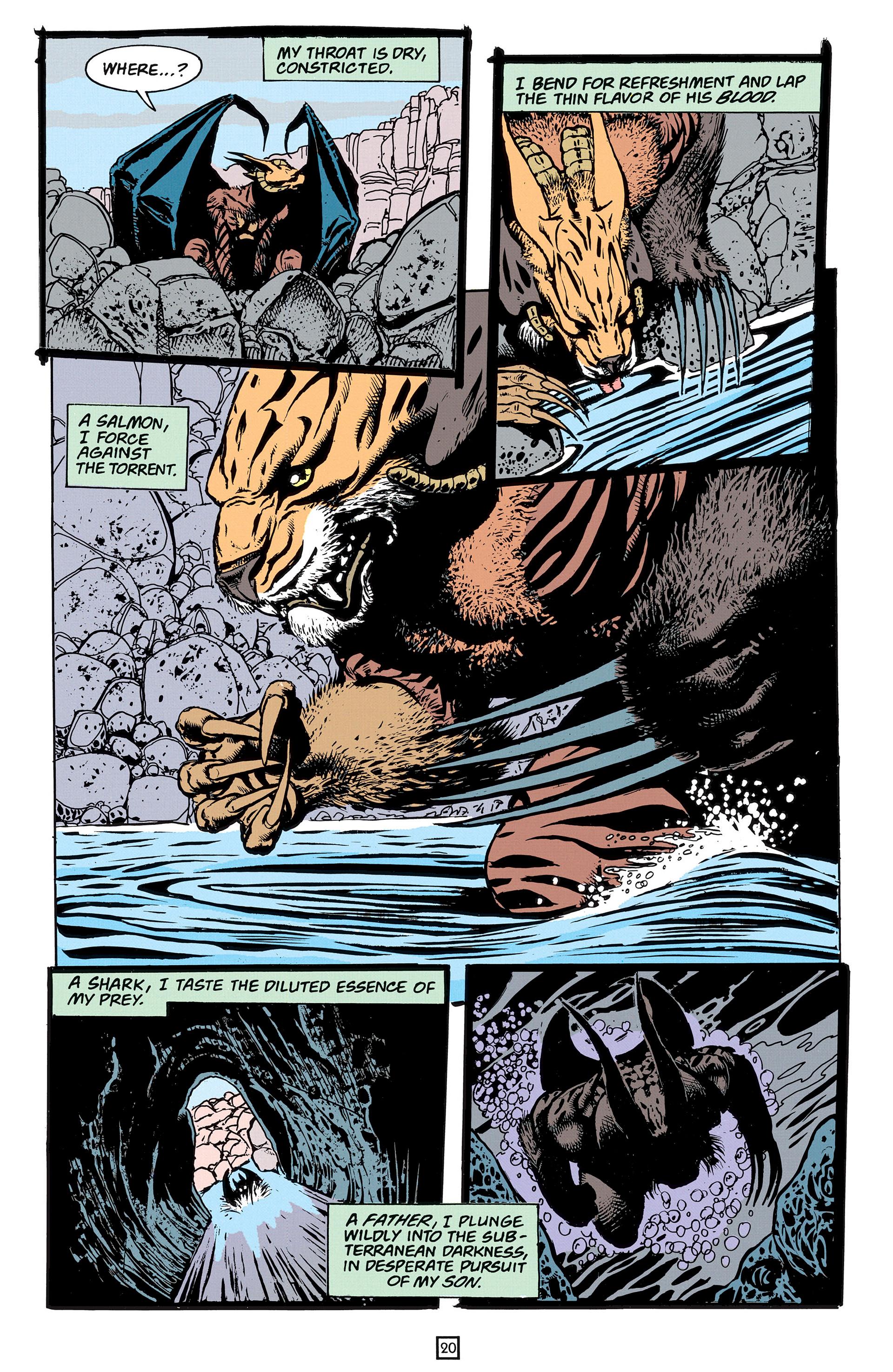 Read online Animal Man (1988) comic -  Issue #56 - 21