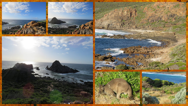 Road Trip to Margaret River in Western Australia - Sugarloaf Rock