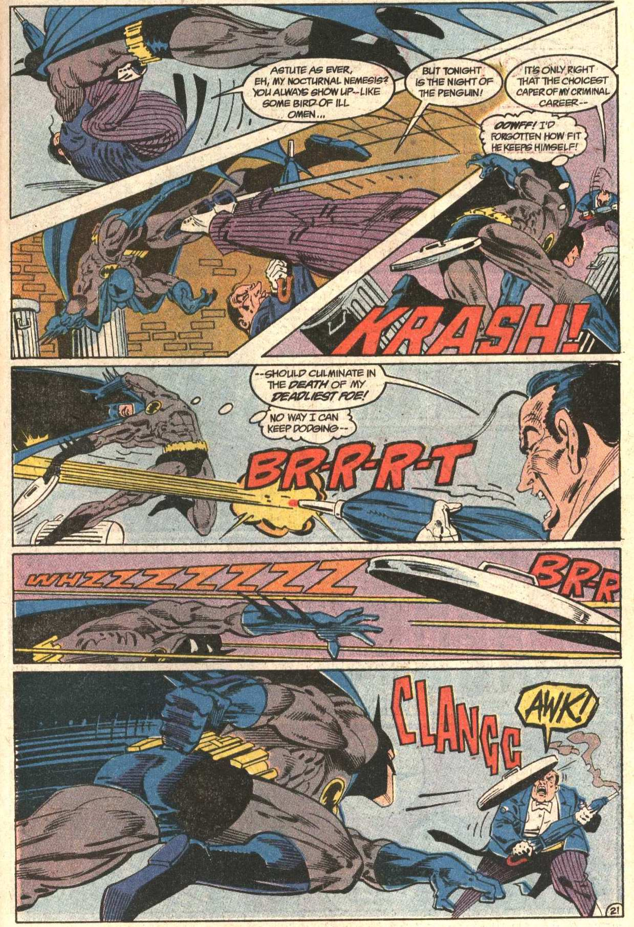 Detective Comics (1937) 611 Page 21