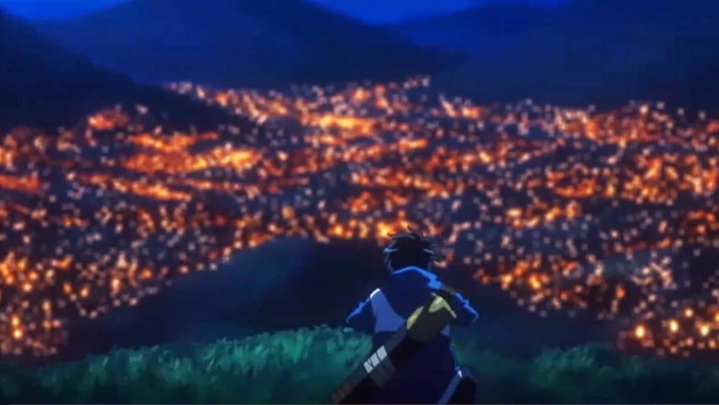Animes de Viagem a Outro Mundo