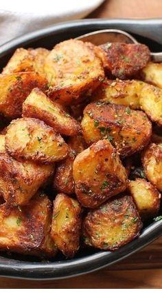 The Best Crispy Roast Potatoes Ever Recipe