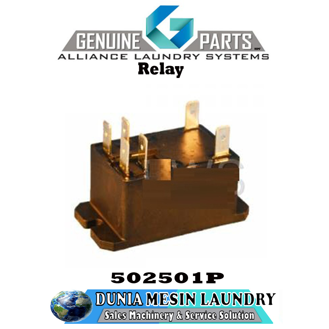 SPARE PARTS WHIRLPOOL, Relay Original Genuine Parts Alliance Laundry System.