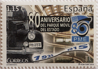 80 ANIVERSARIO DEL PARQUE MOVIL DEL ESTADO