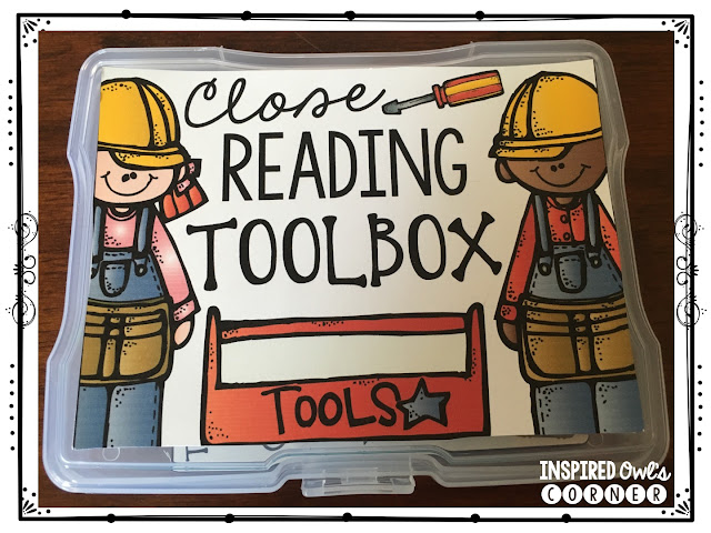 Close Reading Freebie From Create Teach Share