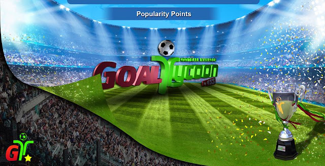 Why is Popularity so important in GoalTycoon