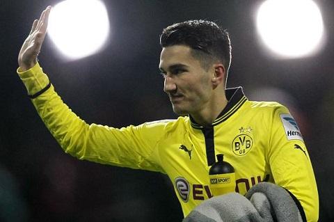 Sự trở lại của Nuri Sahin rất đúng lúc với Dortmund