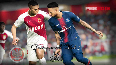 PES 2019 Tattoopack v1 by Sho9_6