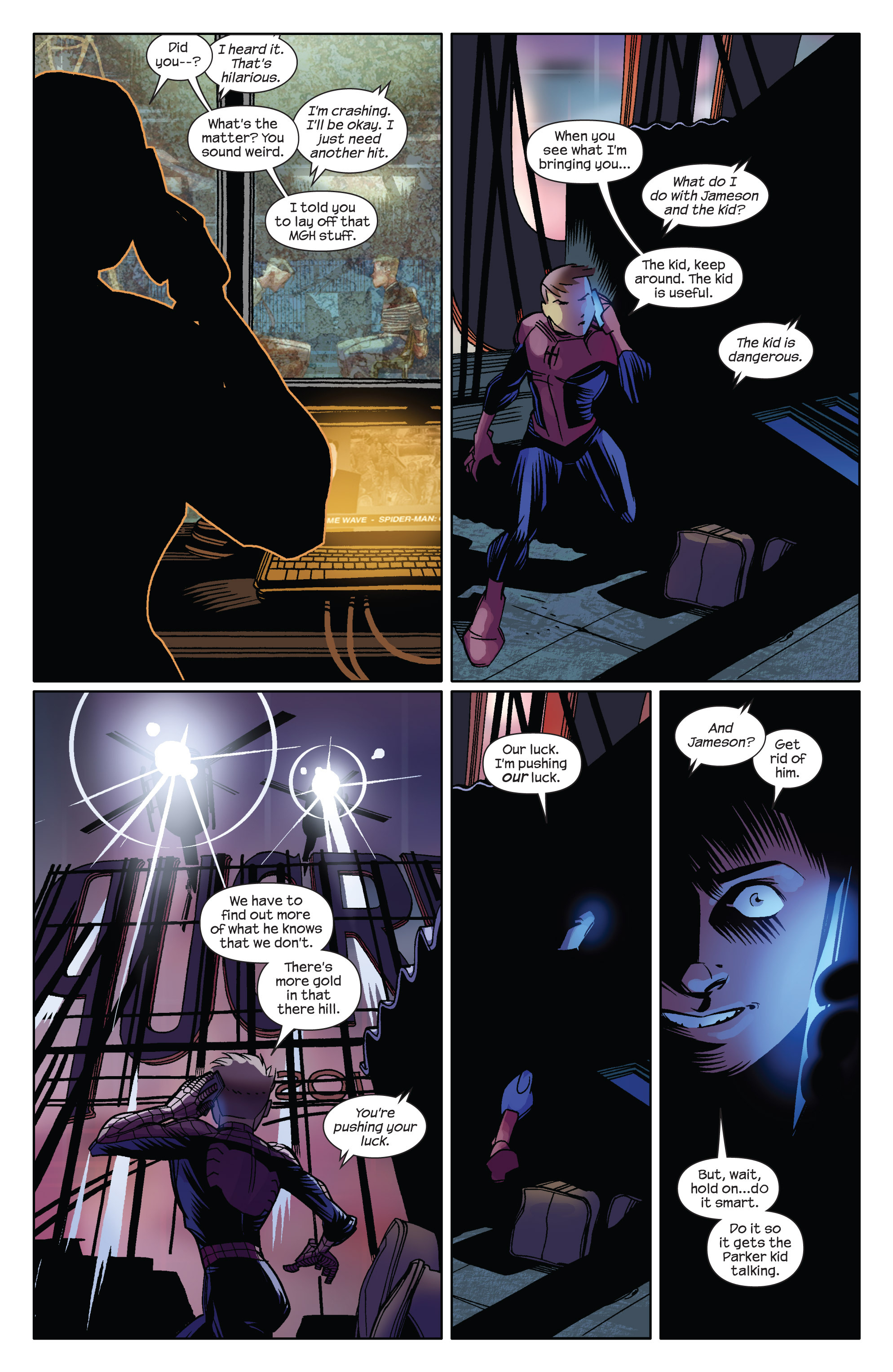 Read online Ultimate Spider-Man (2009) comic -  Issue #13 - 14