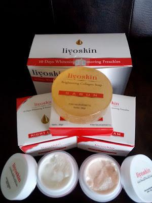 Cream Wajah Liyoskin