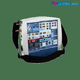 Alat Bantu Pernapasan Darurat (Ventilator Elektrik)