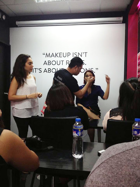 Bobbi Brown Make Up Workshop