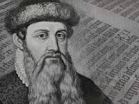 Johan Gutenberg Sang Penemu Mesin Cetak dan Pengaruhnya di Dunia