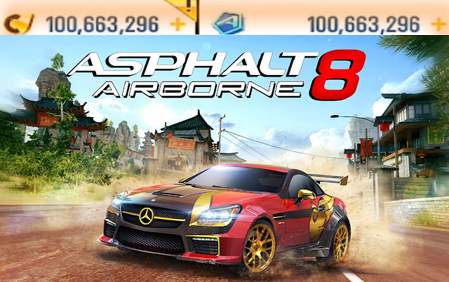 Download Asphalt 8 Airborne Mod Apk Unlocked Money Cars