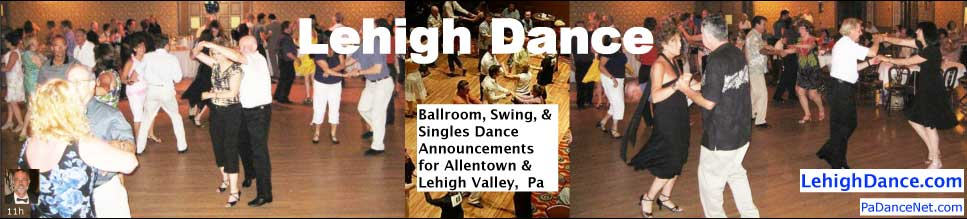 Ballroom Dance Groups in Allentown, Pennsylvania | Lehigh Dance.com