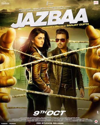 Jazbaa 2015 Hindi Full Movie
