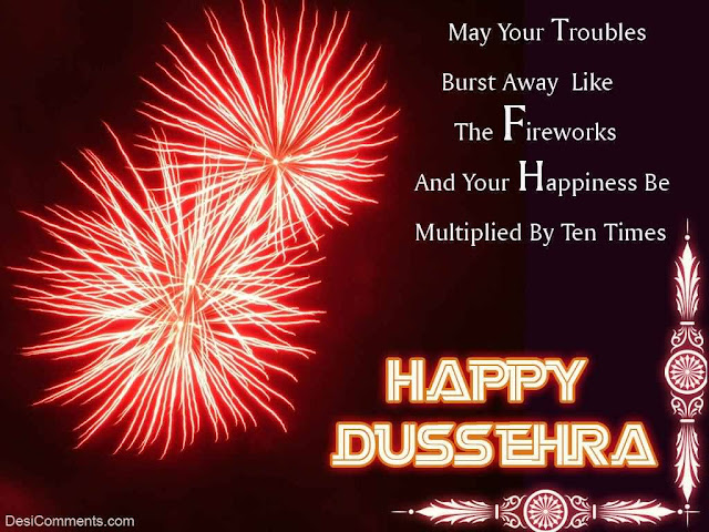 #15+ Happy Dussehra 2016 Wishes - Latest Collections of Vijayadashmi Wishes