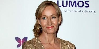 15 frases de superación de J. K. Rowling
