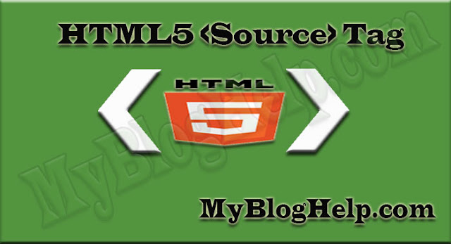 source tag in html5