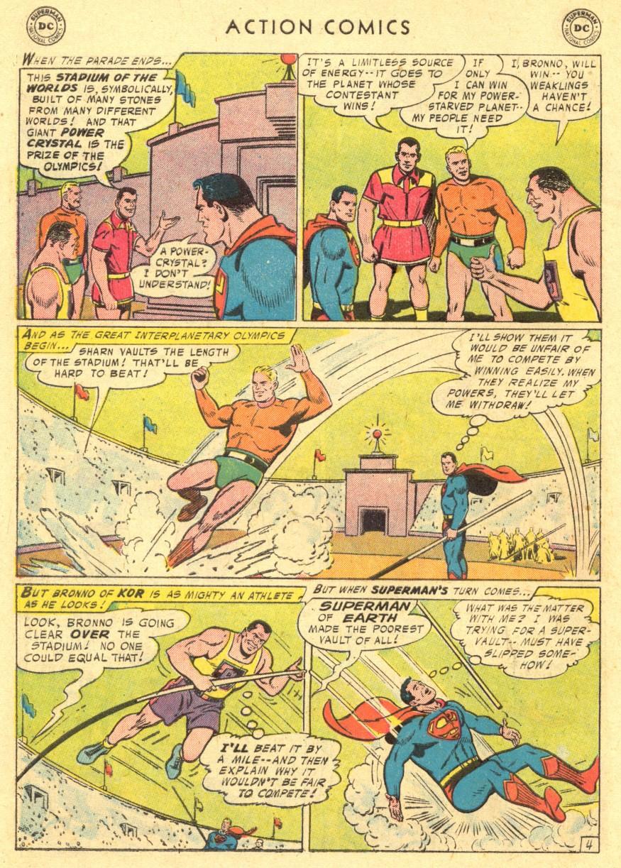 Action Comics (1938) 220 Page 5