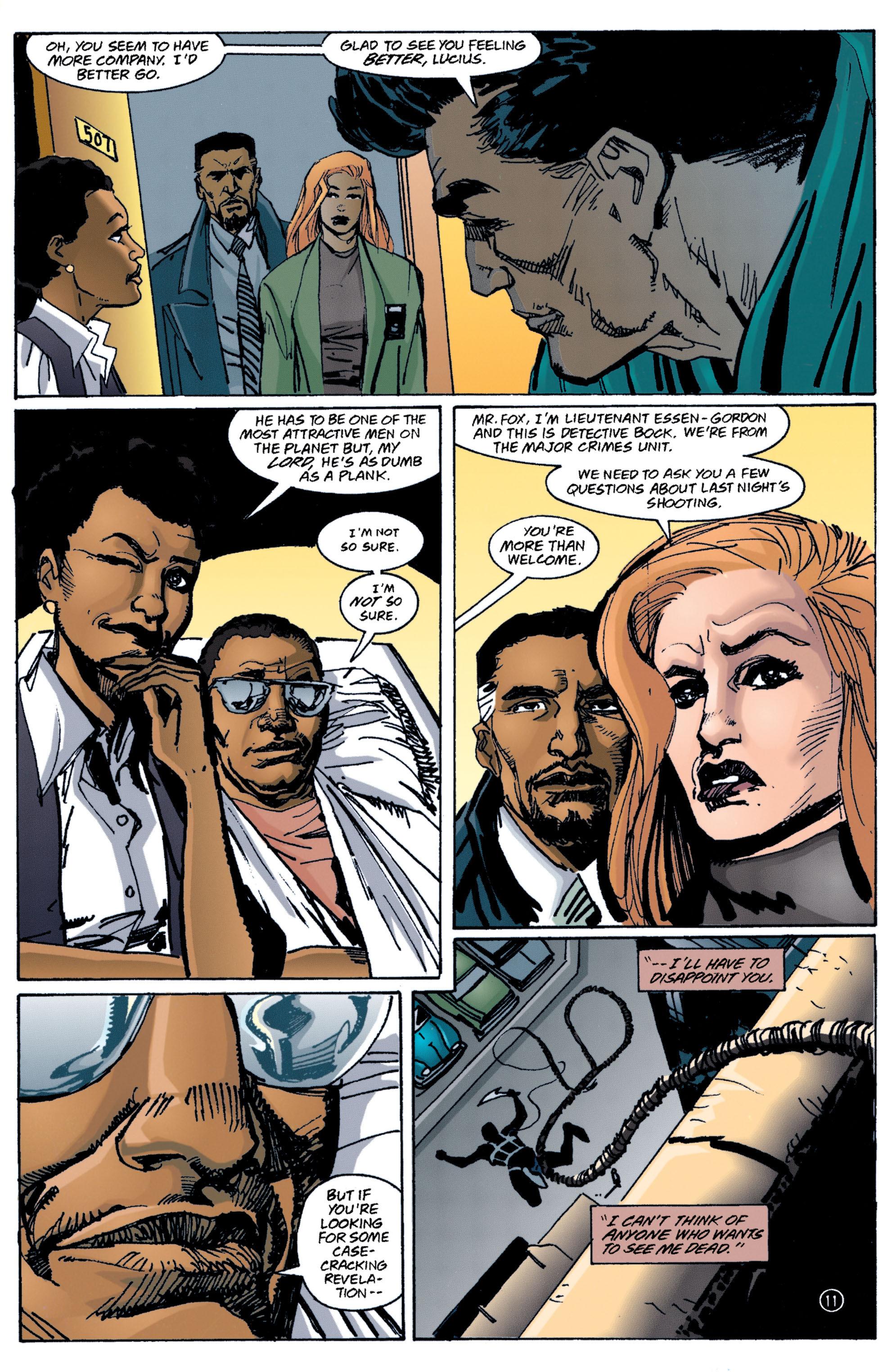 Detective Comics (1937) 709 Page 10