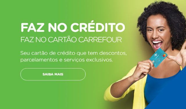 Cartão de Crédito Carrefour: como solicitar online