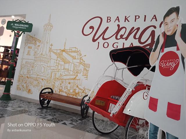 Bakpia dan Batik Wong Jogja, Solusi Belanja Oleh-oleh Baru di Jogja