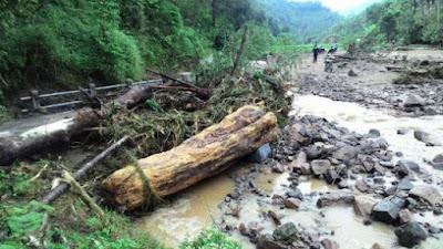 5 Banjir Terparah Yang Pernah Terjadi Di Indonesia