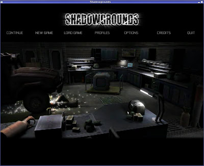 Shadowgrounds game for linux