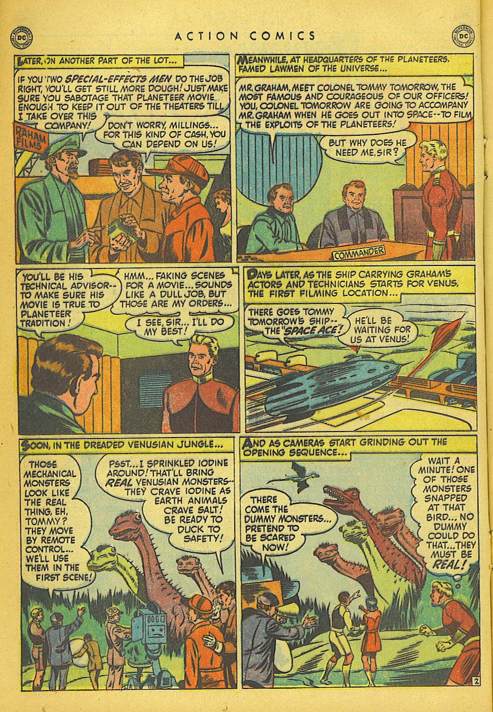Read online Action Comics (1938) comic -  Issue #149 - 15