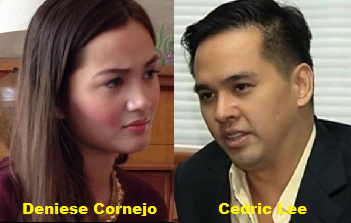 Cedric Lee and Deniese Cornejo's Denied Petition to Stop the DOJ's Preliminary Investigation Against Them