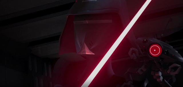 Star Wars Rebels Sezonul 2: Seventh Sister