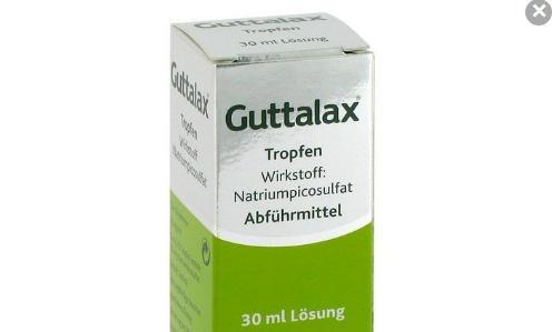 Lassativo GUTTALAX ritirato dalle farmacie: ecco i lotti interessati