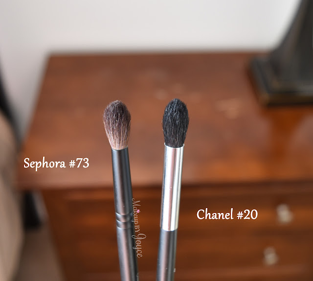 Sephora Collection Classic Crease Shadow Brush #73 Review