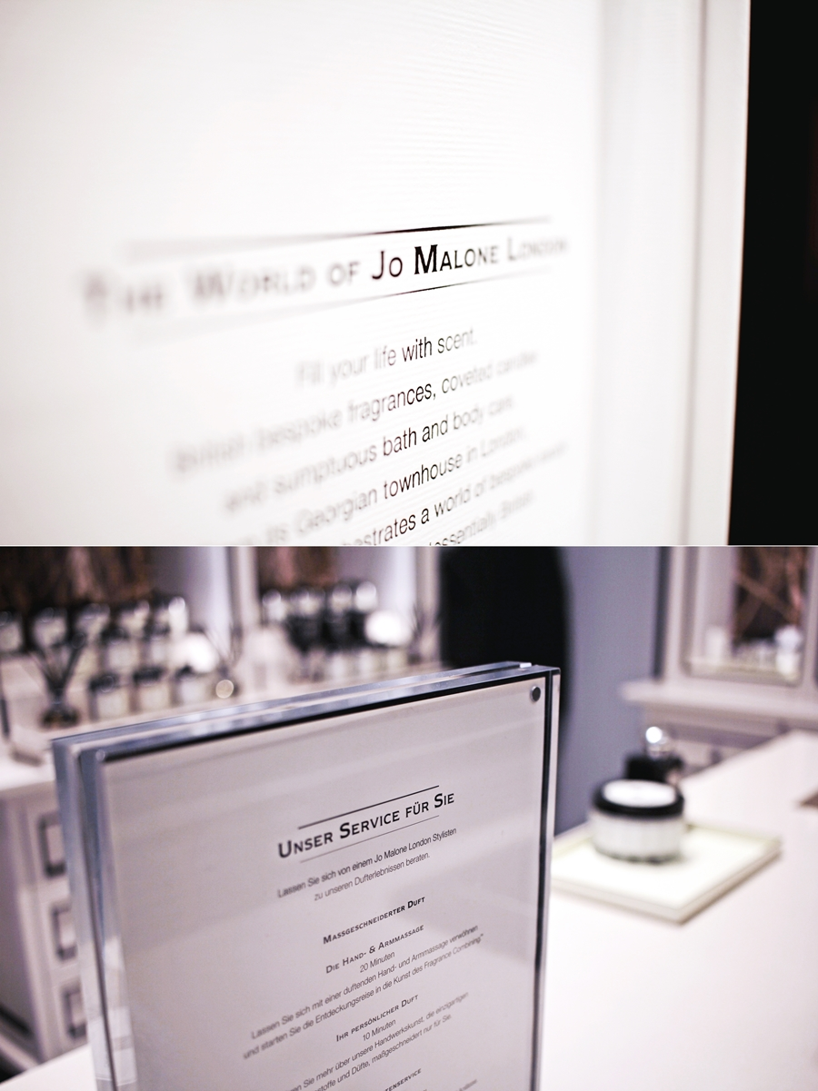 jo malone in berlin