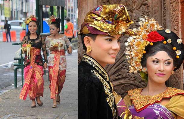 Pakaian Adat Bali Wanita