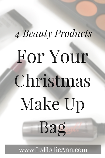 christmas make up essentials