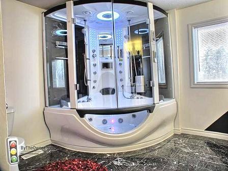Bathroom Tub Object