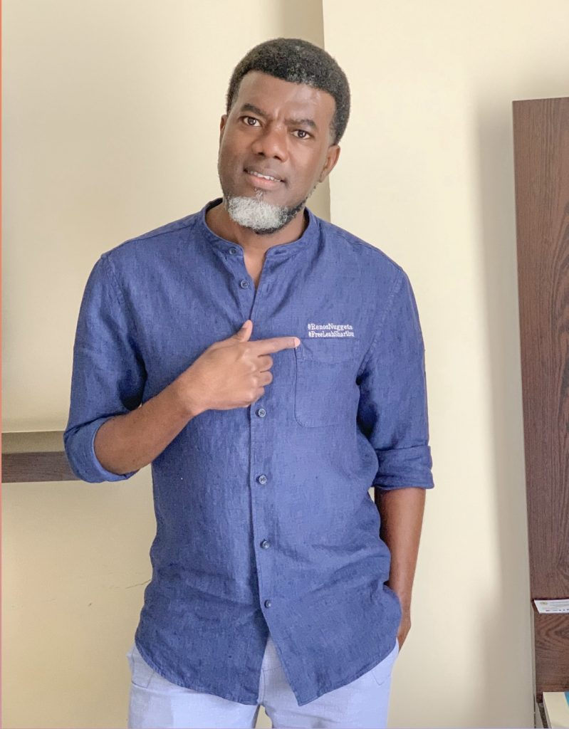 Stupid Children are Given Birth to by stupid parents: Reno Omokri