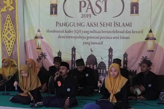 PASI 2019 : Menuju Kader Militan, Intelektual, dan Kreatif