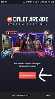 stream pubg on mobile