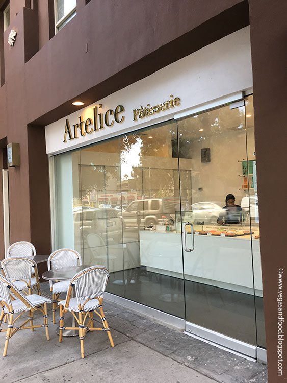 Artelice Patisserie - West L.A. - Vegas and Food